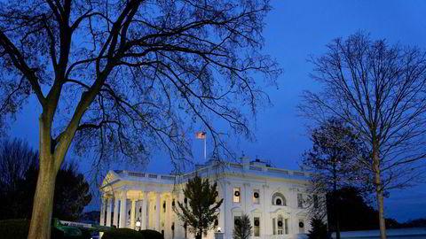 Justisdepartementet i USA etterforsker om det har foregått skjult lobbyvirksomhet mot folk i Det hvite hus for å få en benådning.