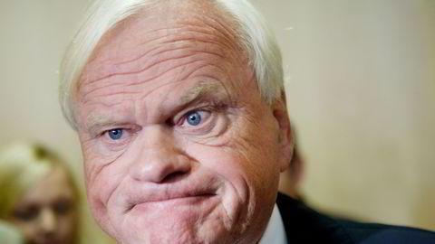John Fredriksen er kriserammede Seadrills største eier.