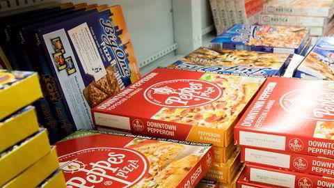 Utvalget i frossenpizzaer er bedre i Norge enn i andre land. For de fleste andre matvarer er det motsatt.