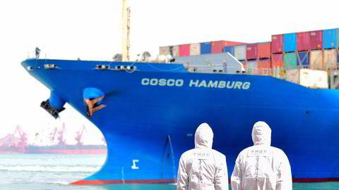 Det er en prekær mangel på shippingcontainere i Asia. Containerskip går fullastede med produkter fra Asia til USA og Europa. Shippingratene fra Asia har aldri vært høyere.