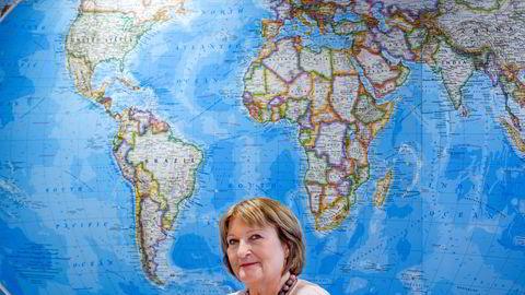 Ingunn-Sofie Aursnes har vært toppsjef i UNE siden 2012, men går av ved årsskiftet.