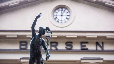 Hovedindeksen på Oslo Børs har satt ny rekord rett før jul.