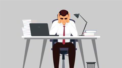 Produktivitetstapet ved dårlig psykisk helse hos ansatte er enormt, og risikoen for psykisk uhelse har økt dramatisk, skriver artikkelforfatteren.