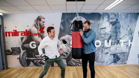 Gründer av Milrab.no, Finn Magnus Flesland Torall, slår fra seg mot daglig leder Lars Andreas Grønningsæter Aglen. Torall tror årets Black Week vil sette historiske rekorder.