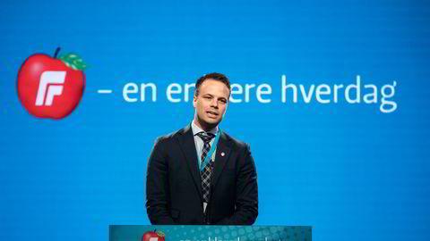 Fremskrittspartiets innvandringspolitiske talsmann Jon Helgheim er vraket.