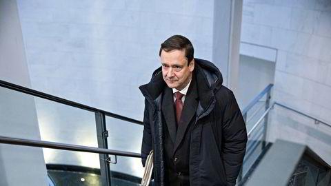 Kamzy Gunaratnam har brukt advokat John Christian Elden i den interne varslingsprosessen i Oslo Ap.