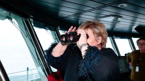 Erna Solberg sliter med det økonomiske langsynet, mener DN.