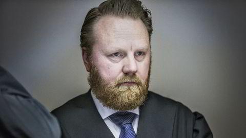 Førstestatsadvokat Bård Thorsen, Økokrim.