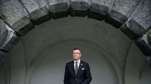 Ved Universitetet i Bergen, der Dag Rune Olsen er rektor, har de hittil fått inn 35 meldinger om fusk i år.