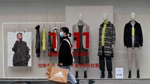 Aktiviteten i den kinesiske økonomien er tilbake til hva den var før koronapandemien. Etterspørselen etter luksusprodukter har aldri vært høyere.
