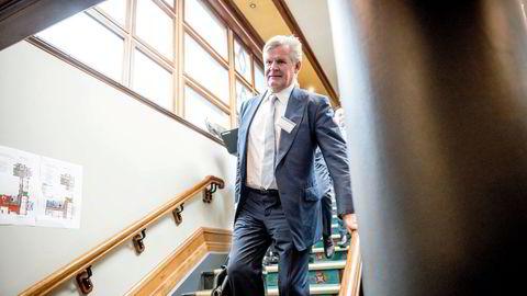 Tor Olav Trøim grunnla sammen med Fredrik Halvorsen riggselskapet Borr Drilling i 2016.