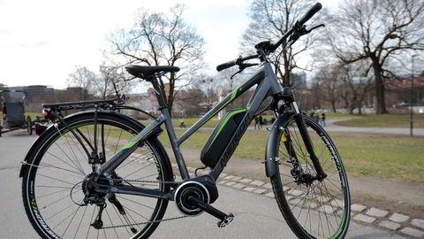 Byrådet i Oslo deler ut nye millioner for å få flere i hovedstaden til å kjøpe seg elsykkel.