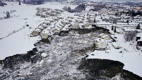Boligeiere på Gjerdrum og i nærheten av andre risikoområder kan risikere å miste mesteparten av markedsverdien på huset sitt uten å få erstatning.