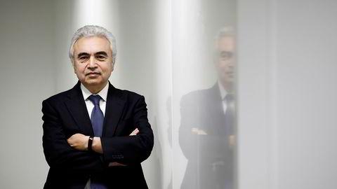 IEA-sjef Fatih Birol er ikke i tvil om hva som blir lakmustesten for landenes klimasatsing