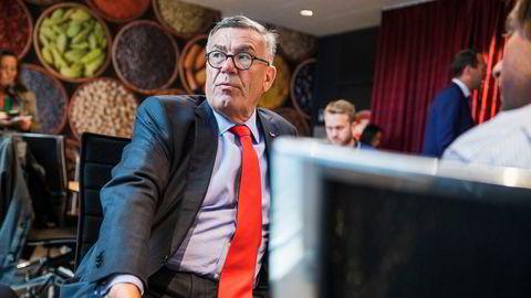 Stein Erik Hagen er største eier i Komplett Bank gjennom sitt Canica.