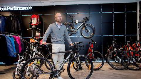 – Dette er en kategori med kjempehøy vekst, spesielt nå som treningssentrene lukker dørene, sier Trond Evald Hansen i bransjeorganisasjonen Sportsbransjen.