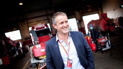 Jærbuen Bjørn Risa er tredjegenerasjon som driver Risa-konsernet på Nærbø. For et år siden var selskapet i alvorlige økonomiske problemer etter tap på hundrevis av millioner.