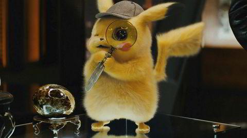 Et snev av horror. Den nusselige, men også strømførende gnageren Pikachu er et eksempel på hvordan søthet overskrider kategorier som god og ond, ifølge filosof. (Bilde fra kinoaktuelle «Pokémon: Detektiv Pikachu».)