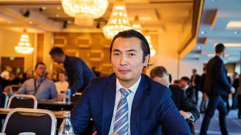 Senior porteføljeforvalter Olav Chen i Storebrand tror koronavirusets effekt på aksjemarkedet er midlertidig.