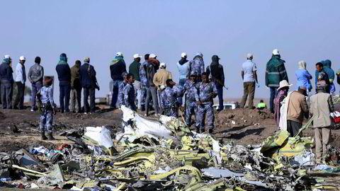 En norsk kvinne var blant de omkomne da et fly fra Ethiopian Airlines styrtet sørøst for Addis Ababa i Etiopia i mars i år.