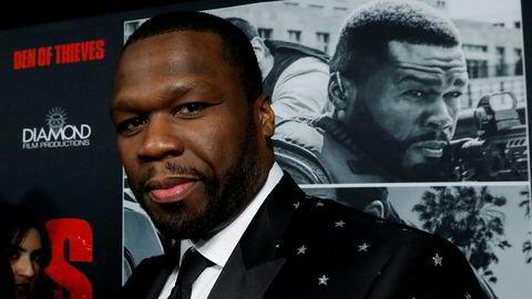 Den amerikanske rapperen Curtis «50 Cent» Jackson fikk betalt i bitcoin da han lanserte et nytt album i 2014. Han glemte alt. Beholdningen er 20-doblet i verdi.