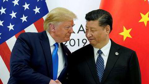 Det er seks måneder siden USAs president Donald Trump møte sin kinesiske kollega Xi Jinping under G20-møtet i Osaka. Forhandlingene om en «fase 1»-handelsavtale går på overtid. Natt til søndag kan USA innføre ny straffetoll.
