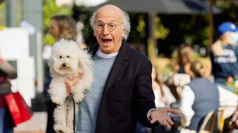 Han er som regel ikke så blid, men kanskje det er en ny og bedre Larry David som vender tilbake i «Curb Your Enthusiasm» sesong 11 mandag 25. oktober? Eller kanskje ikke.