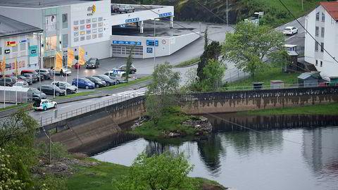 Krangel om vannregning etter problemene med E. coli-bakterier i drikkevannet i Askøy i sommer.