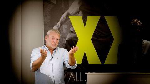 XXL-gründer og nåværende styreleder Øivind Tidemandsen opplyser at kriseemisjonen er et grep for å ikke komme i brudd med lånebetingelsene.