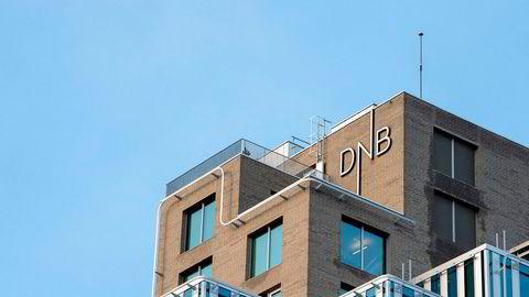 DNBs hovedkontor i Oslo.