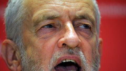 Labour-leder Jeremy Corbyn risikerer å gå på et forsmedelig nederlag under torsdagens suppleringsvalg.