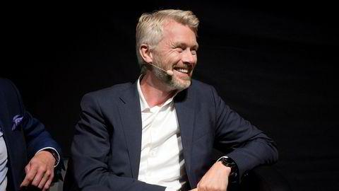 TV 2s administrerende direktør Olav T. Sandnes.