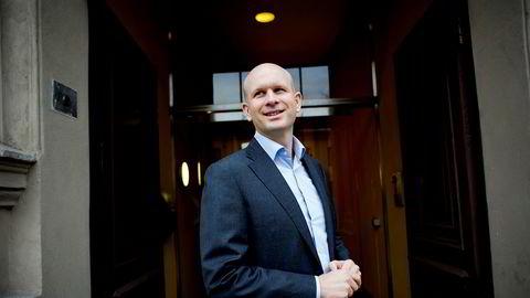 Daglig leder Øyvind Torpp i konsulentselskapet BCG sender flere ansatte utenlands.