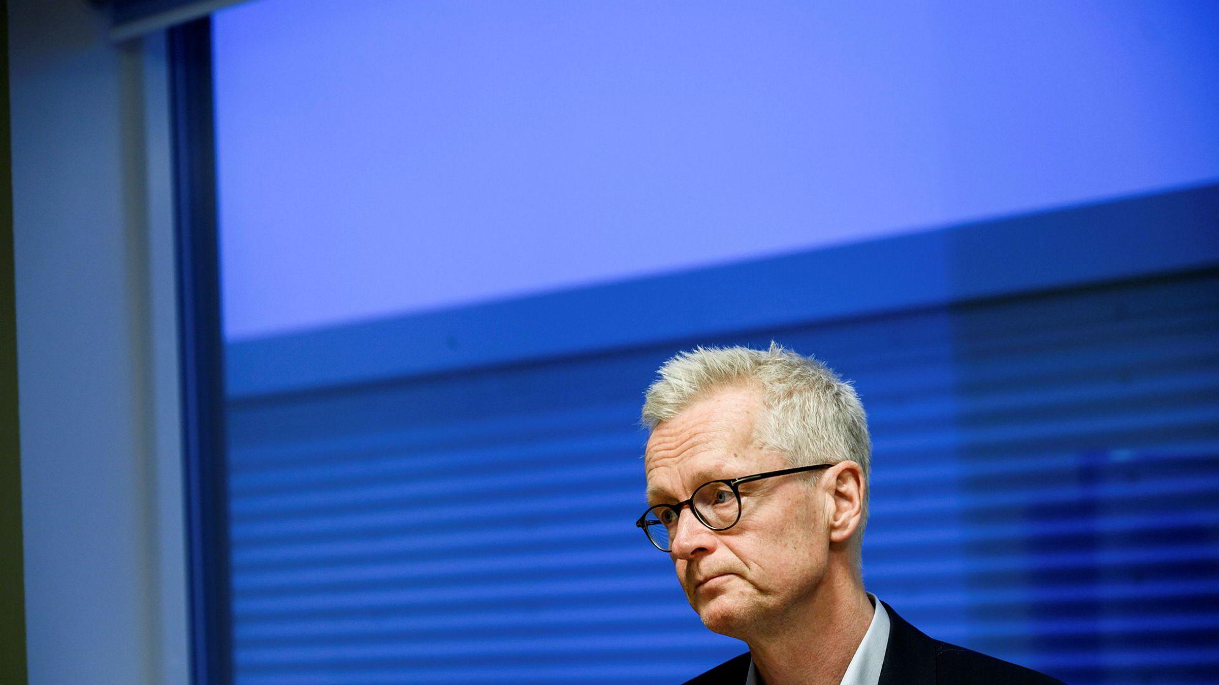 – Evry burde hatt full kontroll på dette, sier Jørn Leonhardsen, IT-direktør i Skatteetaten.