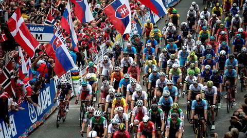 Arrangørene av sykkel-VM i Bergen kunne enkelt ha sikret seg mot valutatap ved å kjøpe terminkontrakter.