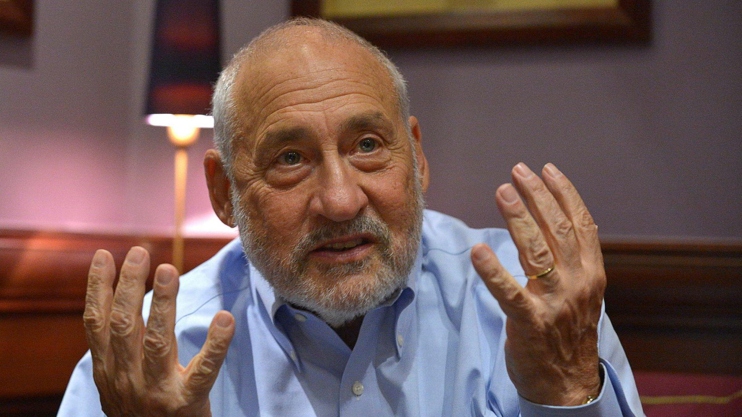 Nobelprisvinner Joseph Stiglitz har lite til overs for kryptovalutaen bitcoin.