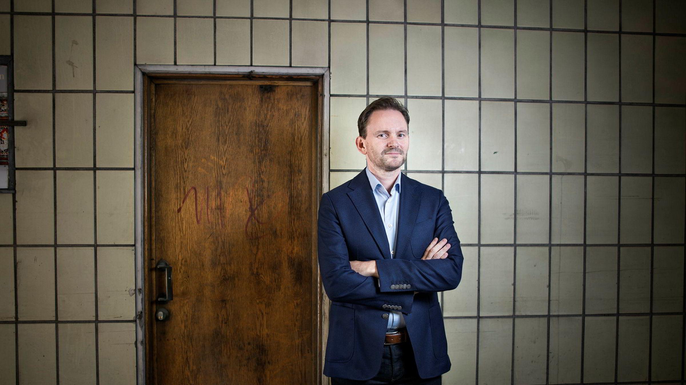 Konsernsjef John Tørres Thuv leverer det beste resultatet for andre halvår i konsernets historie i 2017, melder selskapet i en børsmelding.