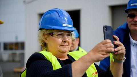 Tempo og gjennomføringskraft er avgjørende. Det norske næringslivet trenger en statsminister som kan ta rollen som en klimaleder.