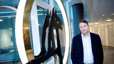 Odin Forvaltning eier omtrent ni prosent av aksjene i XXL. Investeringen utgjør imidlertid kun 1,2 prosent av fondet Odin Norden, som forvaltes av Vegard Søraunet (avbildet).
