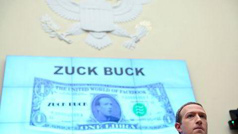 EU sier nei til Facebook og toppsjef Mark Zuckerbergs pengeplaner.