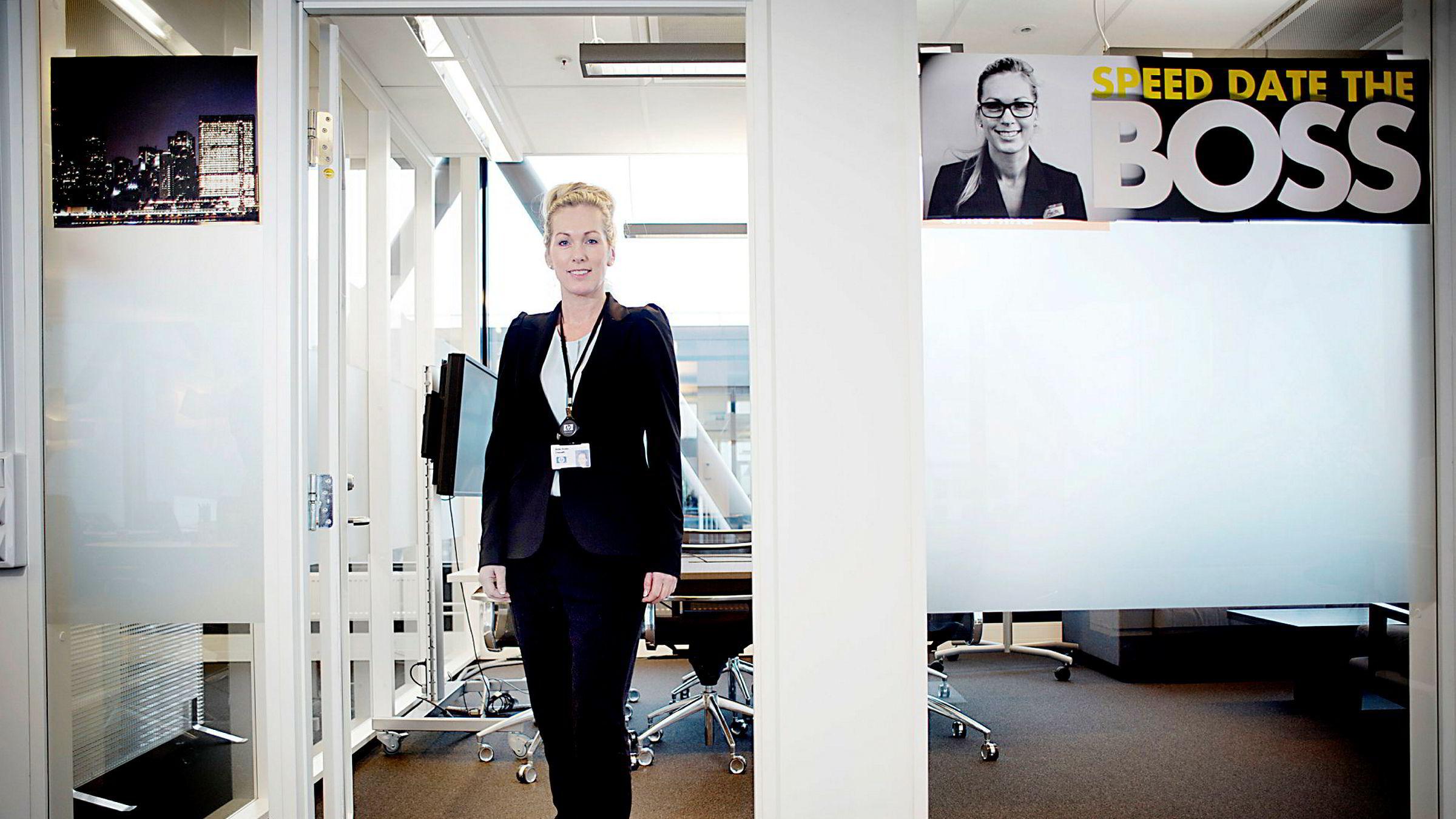 Anita Krohn Traaseth er fortsatt sjef i Innovasjon Norge. Per Otto Dyb trakk seg etter å ha snakket med næringsministeren om han kunne ta opp hennes ansettelsesforhold i styret.