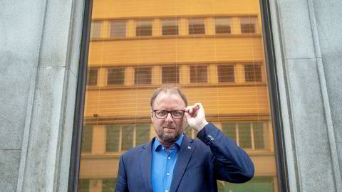 Olav Kasland i Forbrukerrådet forteller at det er lite de kan bistå beboerne i Bogstadveien 30 med, fordi de ikke er forbrukere.