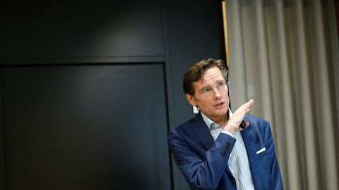 – Posisjoner deg for 2021. Inntjeningen for 2020, riktignok ikke for alle selskaper, blir ødelagt. Forhåpentlig har vi ryddet opp i 2021, sier investeringsdirektør Robert Næss.