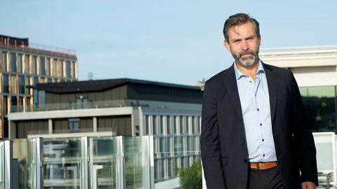 Quantafuel-sjef Kjetil Bøhn var blant dem som solgte seg ned i en emisjon i september og kvittet seg med 20 prosent av sin aksjebeholdning.