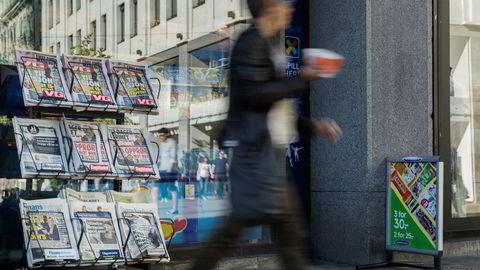 Annonsørforeningen heier på norske medier, selv om de ikke nødvendigvis er norske.