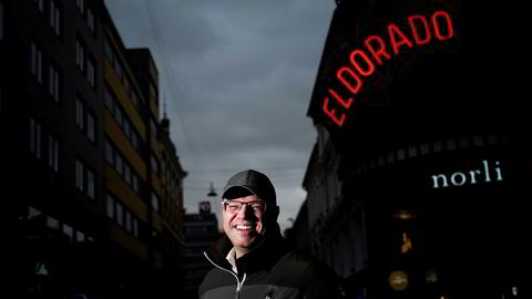 – Jeg fant ikke noe likt noen andre steder i Europa, sier Helge Lunde, daglig leder i Eldorado E-sport & Entertainment.