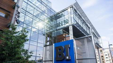 Handelshøyskolen BI vil som første private institusjon tilby fullverdige mastergrader i rettsvitenskap. Her fra høyskolens Oslo-campus i Nydalen.