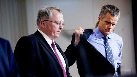 Dagens konsernsjef Eldar Sætre og tidligere konsernsjef Helge Lund inviteres begge til Stortinget for å forklare seg om investeringene i USA.