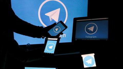 Dommen på 110 dagers fengsel er et resultat av mannens kommunikasjon på appen Telegram.