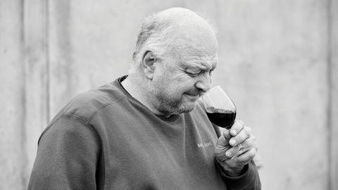 Jean-Paul Brun, vinmaker i Beaujolais er kjent for å gå sine egne veier.